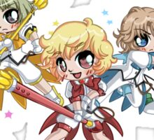Cute High Earth Defense Club - Boueibu Sticker