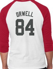 ORWELL - 84 Men's Baseball ¾ T-Shirt