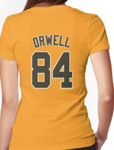ORWELL - 84 Womens Fitted T-Shirt