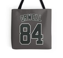 ORWELL - 84 Tote Bag