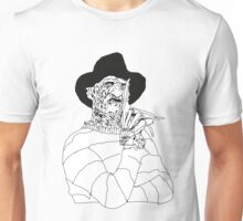Freddy - Tribute to Wes Craven Unisex T-Shirt