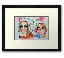 Fun Framed Print