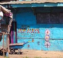 Hotel New Jam Ways Paradise in Nairobi - KENYA by Atanas Bozhikov Nasko