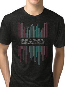 Reader Tri-blend T-Shirt