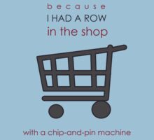 Chip And Pin by geekyness