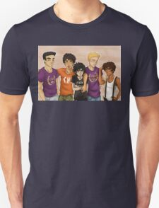 The Boys - Heroes Of Olympus Unisex T-Shirt