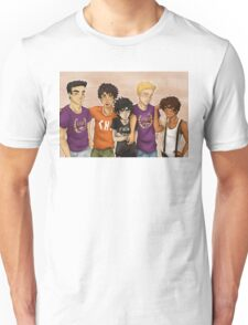 The Boys - Heroes Of Olympus Unisex T-Shirt