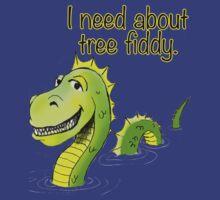 Loch Ness Monster Tree Fiddy by btphoto