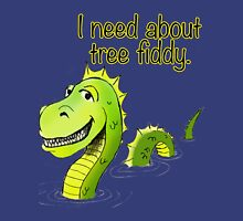 Loch Ness Monster Tree Fiddy T-Shirt