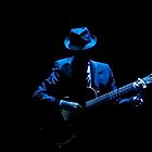 Leonard Cohen by Robert Sturman