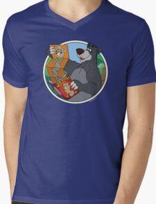 The Bare Necessities Mens V-Neck T-Shirt