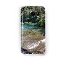 Crescent Lake, Washington Samsung Galaxy Case/Skin
