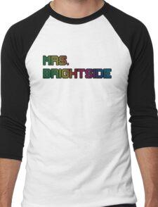 mrs. brightside Men's Baseball ¾ T-Shirt