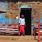 Furniture shop in Nairobi, KENYA by Atanas NASKO