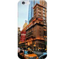Carnegie Hall  iPhone Case/Skin