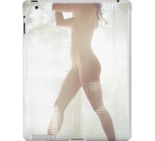 Soar - Erotic photography, nude art prints iPad Case/Skin