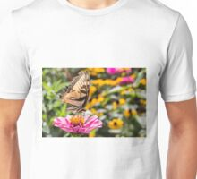 Tattered Wings of the Swallowtail Unisex T-Shirt
