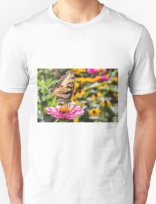 Tattered Wings of the Swallowtail T-Shirt
