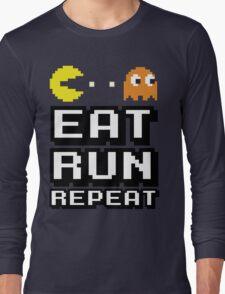 Eat, Run, Repeat Long Sleeve T-Shirt