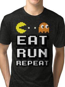 Eat, Run, Repeat Tri-blend T-Shirt
