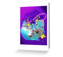 What Chores? Greeting Card