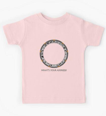OmniGate (What's Your Address? version) Kids Tee