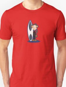 Surfer Monkey T-Shirt