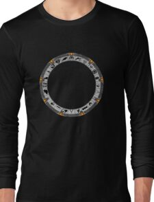 OmniGate (no text version) Long Sleeve T-Shirt