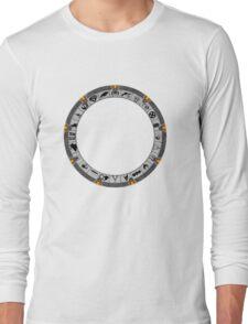 OmniGate (no text version) Long Sleeve T-Shirt