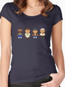 The A-Team Women's Fitted Scoop T-Shirt