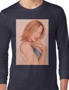 Kylie Minogue Long Sleeve T-Shirt