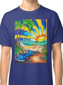 Surf Sunset Classic T-Shirt