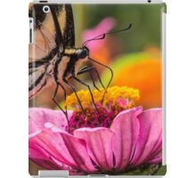 Tiger Swallowtail with Tattered Wings  iPad Case/Skin