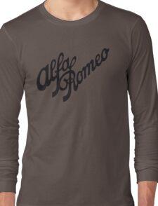 Alfa Romeo Long Sleeve T-Shirt