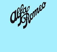 Alfa Romeo Women's Fitted Scoop T-Shirt