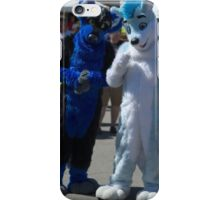 People of the Fur iPhone Case/Skin