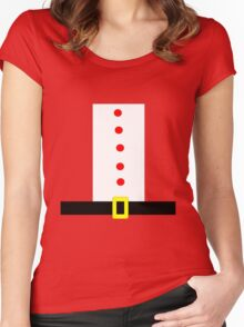 christmas dress Women's Fitted Scoop T-Shirt