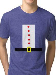 christmas dress Tri-blend T-Shirt