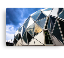 AAMI Park - Melbourne by night series Canvas Print