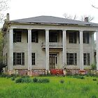 Old Plantation Home by RickDavis