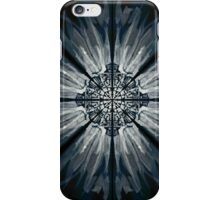 Mandala - 0001 - A Time of Troubling Focus iPhone Case/Skin