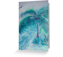 Florida Daydream Greeting Card