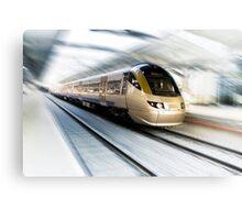 Gautrain - High Speed Commuter Train Canvas Print