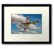 Salute to the Few Framed Print