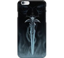 The Frostmourne iPhone Case/Skin