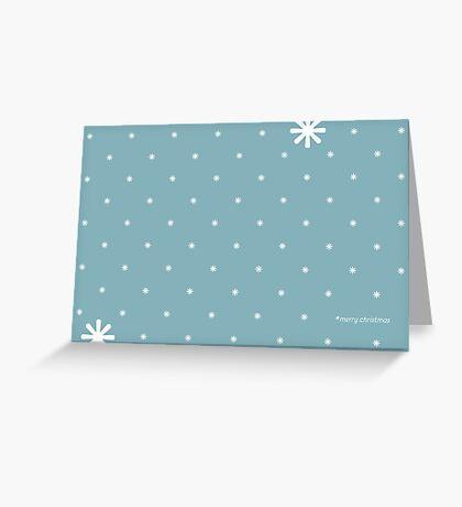 *merry christmas Greeting Card