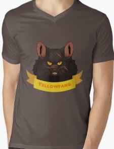 Yellowfang Mens V-Neck T-Shirt