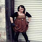 Photo shoot giggles  by Morgan Koch