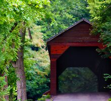 Covered Bridge by designsbylisa
