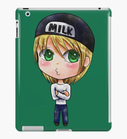 Milk Chibi iPad Case/Skin